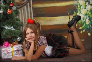 Teen Model Alissa P
