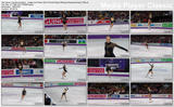 Carolina Kostner - Ladies 2nd Place (2013 World Figure Skating Championships) 720p
