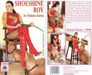 SHOESHINE BOY FOR MADAME KARMA