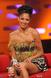Nicole Scherzinger @ The Graham Norton Show in London | June 6 | 18 leggy pics
