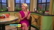 Emily Osment on Access Hollywood Live 7/12/11