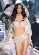 Hilary Rhoda at Victoria's Secret Fashion Show 7th November 2012