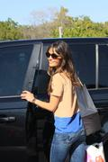 Джордана Брюстер, фото 1245. Jordana Brewster - booty in jeans at Byron and Tracey salon in Beverly Hills 03/02/12, foto 1245