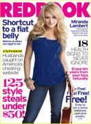 Miranda Lambert -- Redbook cover + outtake (April 2011)