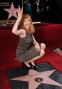 *ADDS* Marg Helgenberger Hollywood Walk of Fame Ceremony 01/23/12