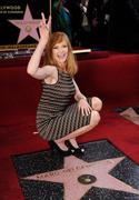 *ADDS* Marg Helgenberger Hollywood Walk of Fame Ceremony 01/23/12