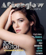 Zoey Deutch- Afterglow Magazine Dec 2013