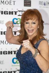 Reba McEntire Muhammad Ali's Celebrity Fight Night XIII Red Carpet 2012-03-24(x9) updated