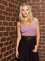"Elisha Cuthbert ""Happy Endings"" season 2 promos HQ (Boobs!)"